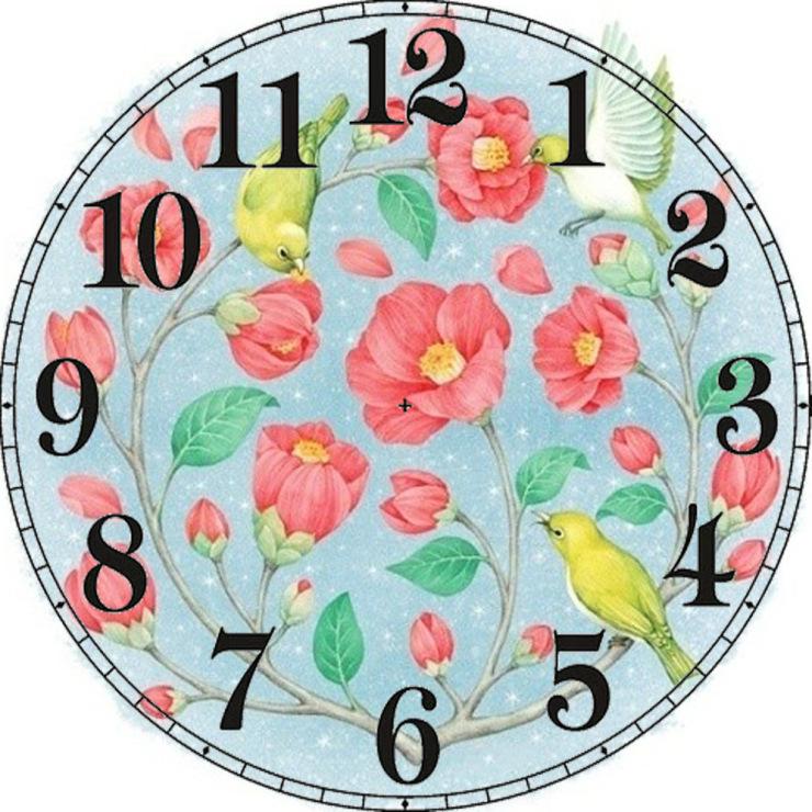 Картинка для детей часы без циферблата