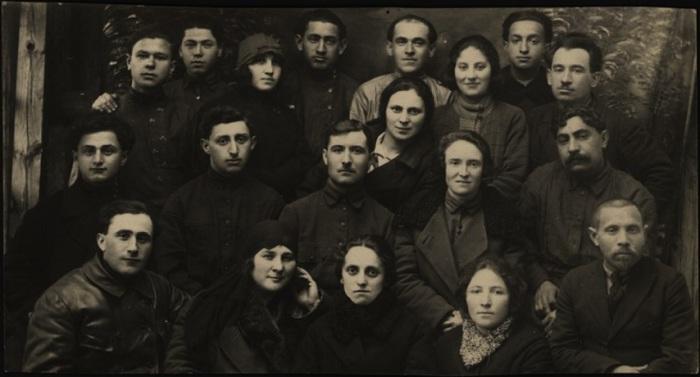Местечко Хабно Киевской губернии, 1922 год.