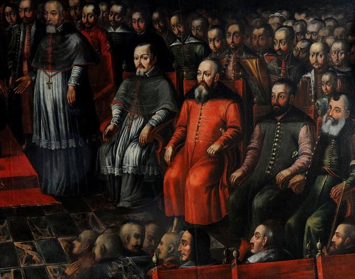 Французам поляки казались восточными дикарями, настолько нецивилизованными, что делегация из Франции очень удивилась, обнаружив, что больше количество поляков может поддержать разговор на французском.